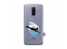 Coque Samsung Galaxy A6 Plus Coupe du Monde Rugby-Argentine