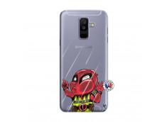 Coque Samsung Galaxy A6 Plus Dead Gilet Jaune Impact