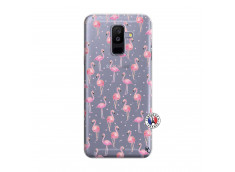 Coque Samsung Galaxy A6 Plus Flamingo