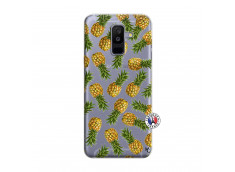Coque Samsung Galaxy A6 Plus Ananas Tasia