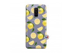 Coque Samsung Galaxy A6 Plus Lemon Incest