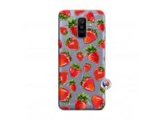 Coque Samsung Galaxy A6 Plus Ramène ta Fraise
