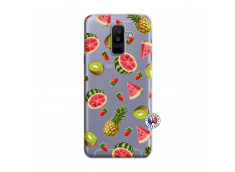 Coque Samsung Galaxy A6 Plus Multifruits