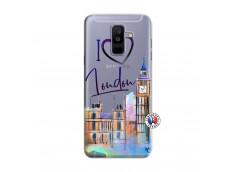 Coque Samsung Galaxy A6 Plus I Love London