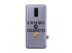 Coque Samsung Galaxy A6 Plus Je M En Bas Les Cacahuetes