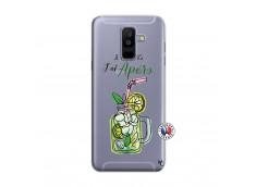 Coque Samsung Galaxy A6 Plus Je peux pas J'ai Apéro