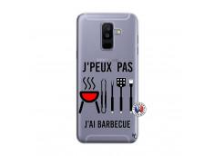 Coque Samsung Galaxy A6 Plus Je Peux Pas J Ai Barbecue