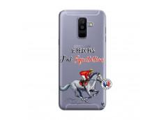 Coque Samsung Galaxy A6 Plus Je Peux Pas J Ai Equitation