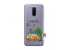 Coque Samsung Galaxy A6 Plus Je Peux Pas Je Suis A La Retraite