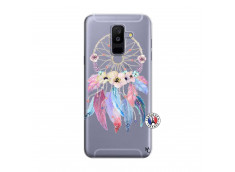 Coque Samsung Galaxy A6 Plus Multicolor Watercolor Floral Dreamcatcher
