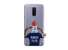 Coque Samsung Galaxy A6 Plus Papa Super Heros