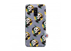 Coque Samsung Galaxy A6 Plus Pandi Panda