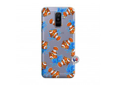 Coque Samsung Galaxy A6 Plus Poisson Clown