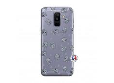 Coque Samsung Galaxy A6 Plus Petits Hippos