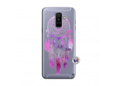 Coque Samsung Galaxy A6 Plus Purple Dreamcatcher