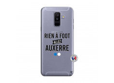Coque Samsung Galaxy A6 Plus Rien A Foot Allez Auxerre