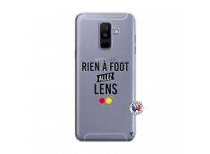 Coque Samsung Galaxy A6 Plus Rien A Foot Allez Lens