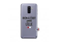 Coque Samsung Galaxy A6 Plus Rien A Foot Allez Lille