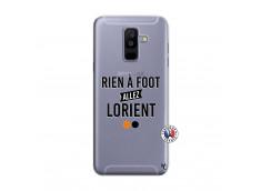 Coque Samsung Galaxy A6 Plus Rien A Foot Allez Lorient