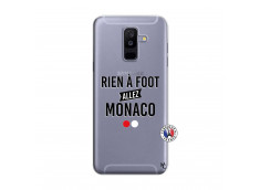 Coque Samsung Galaxy A6 Plus Rien A Foot Allez Monaco