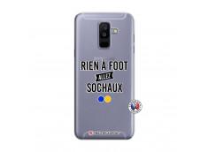 Coque Samsung Galaxy A6 Plus Rien A Foot Allez Sochaux
