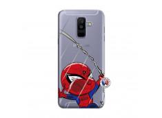 Coque Samsung Galaxy A6 Plus Spider Impact