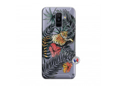 Coque Samsung Galaxy A6 Plus Leopard Tree