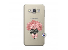 Coque Samsung Galaxy A7 2015 Bouquet de Roses