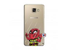 Coque Samsung Galaxy A7 2015 Dead Gilet Jaune Impact