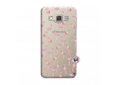 Coque Samsung Galaxy A7 2015 Flamingo