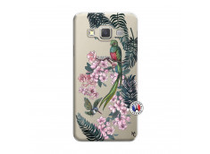 Coque Samsung Galaxy A7 2015 Flower Birds
