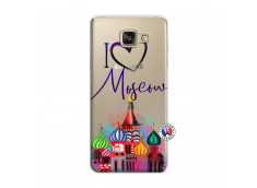 Coque Samsung Galaxy A7 2015 I Love Moscow