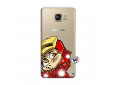 Coque Samsung Galaxy A7 2015 Iron Impact