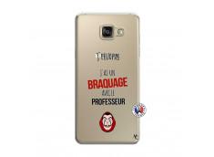 Coque Samsung Galaxy A7 2015 J Peux Pas J Ai Un Braquage Avec Le Professeur