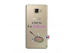 Coque Samsung Galaxy A7 2015 Je Peux Pas J Ai Badminton