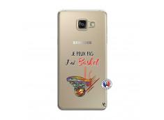 Coque Samsung Galaxy A7 2015 Je Peux Pas J Ai Basket