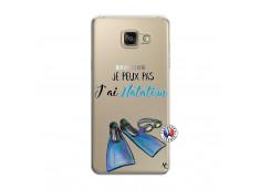 Coque Samsung Galaxy A7 2015 Je Peux Pas J Ai Natation