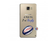 Coque Samsung Galaxy A7 2015 Je Peux Pas J Ai Rugby