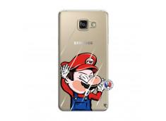 Coque Samsung Galaxy A7 2015 Mario Impact