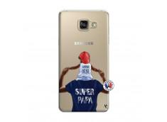 Coque Samsung Galaxy A7 2015 Papa Super Heros