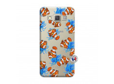 Coque Samsung Galaxy A7 2015 Poisson Clown