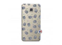 Coque Samsung Galaxy A7 2015 Petits Hippos