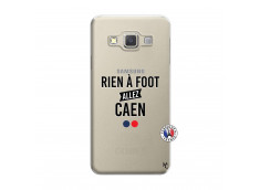 Coque Samsung Galaxy A7 2015 Rien A Foot Allez Caen