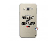 Coque Samsung Galaxy A7 2015 Rien A Foot Allez Guingamp