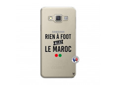 Coque Samsung Galaxy A7 2015 Rien A Foot Allez Le Maroc