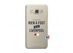 Coque Samsung Galaxy A7 2015 Rien A Foot Allez Liverpool