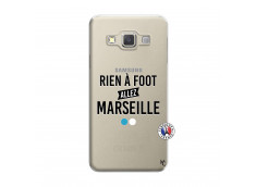 Coque Samsung Galaxy A7 2015 Rien A Foot Allez Marseille