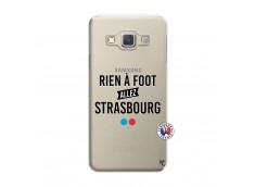 Coque Samsung Galaxy A7 2015 Rien A Foot Allez Strasbourg