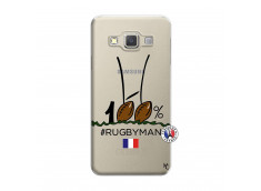 Coque Samsung Galaxy A7 2015 100 % Rugbyman Entre les Poteaux