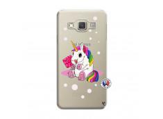 Coque Samsung Galaxy A7 2015 Sweet Baby Licorne